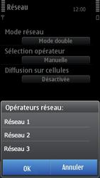 Nokia C7-00 - Réseau - utilisation à l'étranger - Étape 12