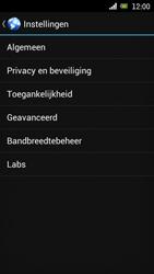 Sony Ericsson Xperia Neo met OS 4 ICS - Internet - Handmatig instellen - Stap 19