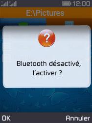 Archos F28 - Photos, vidéos, musique - Envoyer une photo via Bluetooth - Étape 11