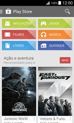 Samsung Galaxy J1 - Aplicações - Como pesquisar e instalar aplicações -  4