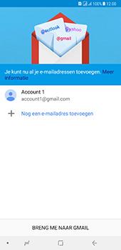 Samsung Galaxy A8 Plus - E-mail - handmatig instellen (gmail) - Stap 14