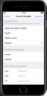 Apple iPhone 6 - iOS 11 - Aplicaciones - Tienda de aplicaciones - Paso 15