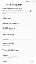 Samsung Galaxy S6 - Android Nougat - Voicemail - handmatig instellen - Stap 7