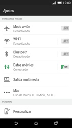 HTC One M8 - Red - Seleccionar el tipo de red - Paso 4