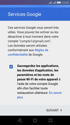 Huawei Honor 5X - E-mail - Configuration manuelle (gmail) - Étape 14