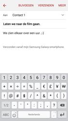 Samsung J500F Galaxy J5 - E-mail - Hoe te versturen - Stap 10