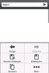 HTC A6262 Hero - Internet - handmatig instellen - Stap 15
