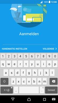 Sony Xperia Z5 Premium - Android Nougat - E-mail - e-mail instellen: POP3 - Stap 9