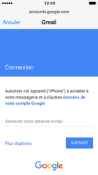 Apple iPhone SE - iOS 10 - E-mail - Configuration manuelle (gmail) - Étape 6
