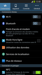 Samsung Galaxy Grand 2 4G - Internet et connexion - Utiliser le mode modem par USB - Étape 4