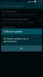Samsung G850F Galaxy Alpha - Toestel - Software update - Stap 10