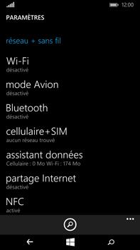 Microsoft Lumia 640 XL - WiFi et Bluetooth - Jumeler votre téléphone avec un accessoire bluetooth - Étape 4
