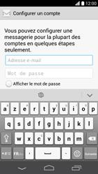Huawei Ascend P6 LTE - E-mail - Configuration manuelle - Étape 6
