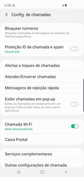 Samsung Galaxy S10 - Chamadas - Como bloquear chamadas de um número específico - Etapa 8