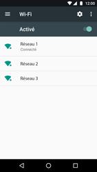 Motorola Moto G5 - Wi-Fi - Se connecter à un réseau Wi-Fi - Étape 8