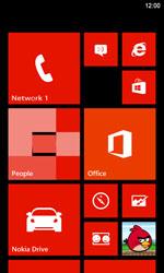 Nokia Lumia 920 LTE - Network - Usage across the border - Step 9