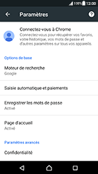 Sony Xperia XA (F3111) - Android Nougat - Internet - Configuration manuelle - Étape 25