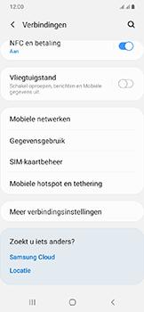 Samsung galaxy-a20e-dual-sim-sm-a202f - WiFi - Mobiele hotspot instellen - Stap 5