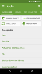 HTC Desire 626 - Applications - Télécharger une application - Étape 6