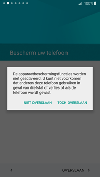 Samsung Galaxy S6 edge+ (G928F) - Toestel - Toestel activeren - Stap 24