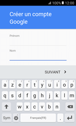 Samsung G389 Galaxy Xcover 3 VE - Applications - Créer un compte - Étape 6