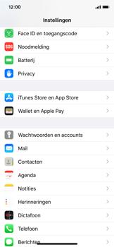 Apple iPhone 11 Pro - Beveiliging - stel in of wijzig pincode voor je toestel - Stap 3