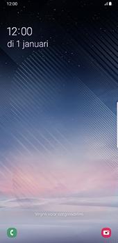 Samsung Galaxy S8+ - Android Pie (SM-G955F) - Beveiliging en ouderlijk toezicht - PUK code invoeren - Stap 5