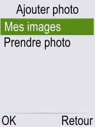 Doro Phone Easy 621 - Contact, Appels, SMS/MMS - Envoyer un MMS - Étape 13