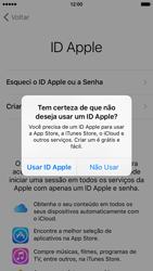 Apple iPhone iOS 9 - Primeiros passos - Como ativar seu aparelho - Etapa 22