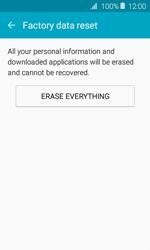 Samsung J120 Galaxy J1 (2016) - Device - Factory reset - Step 8