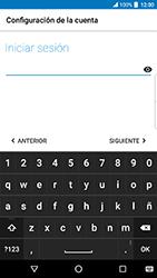 BlackBerry DTEK 50 - E-mail - Configurar Yahoo! - Paso 16