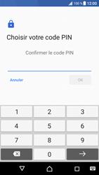 Sony Xperia XZ Premium - Sécuriser votre mobile - Activer le code de verrouillage - Étape 10