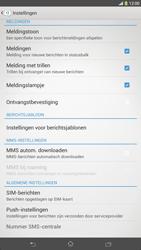 Sony C6833 Xperia Z Ultra LTE - MMS - probleem met ontvangen - Stap 6