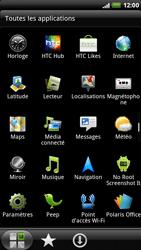 HTC X515m EVO 3D - Messagerie vocale - Configuration manuelle - Étape 3