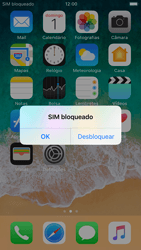 Apple iPhone 8 - Internet no telemóvel - Como configurar ligação à internet -  15