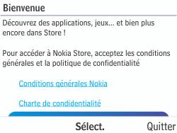 Nokia Asha 210 - Applications - Télécharger des applications - Étape 4