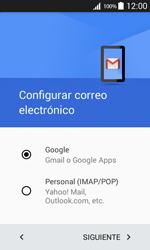 Samsung Galaxy Core Prime - E-mail - Configurar Gmail - Paso 8