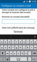 Samsung Galaxy Trend 2 Lite - E-mails - Ajouter ou modifier un compte e-mail - Étape 18