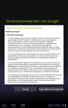 Huawei Mediapad S7-301u - Applicaties - Applicaties downloaden - Stap 10