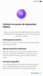 Huawei P9 Lite - Android Nougat - Primeiros passos - Como ligar o telemóvel pela primeira vez -  19