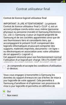 Samsung Galaxy Tab 3 8 4G - Premiers pas - Créer un compte - Étape 5