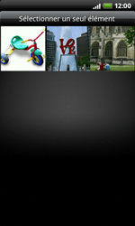 HTC A7272 Desire Z - E-mail - envoyer un e-mail - Étape 8