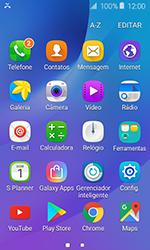 Samsung Galaxy J1 - Chamadas - Como bloquear chamadas de um número específico - Etapa 3