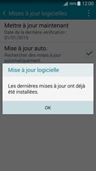 Samsung A500FU Galaxy A5 - Réseau - Installation de mises à jour - Étape 9