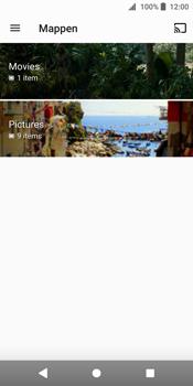 Sony Xperia XZ2 (H8216) - Contacten en data - Foto
