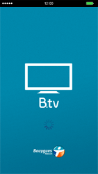 Apple iPhone 5 (iOS 8) - Photos, vidéos, musique - Regarder la TV - Étape 2
