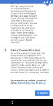 Motorola Moto G6 Plus - Primeiros passos - Como ativar seu aparelho - Etapa 16