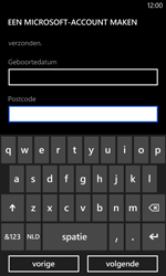 Nokia Lumia 520 - Applicaties - Account aanmaken - Stap 20