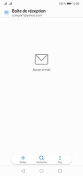 Huawei P20 Lite - E-mail - 032b. Email wizard - Yahoo - Étape 3