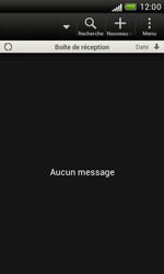 HTC T328e Desire X - E-mail - Configuration manuelle - Étape 4